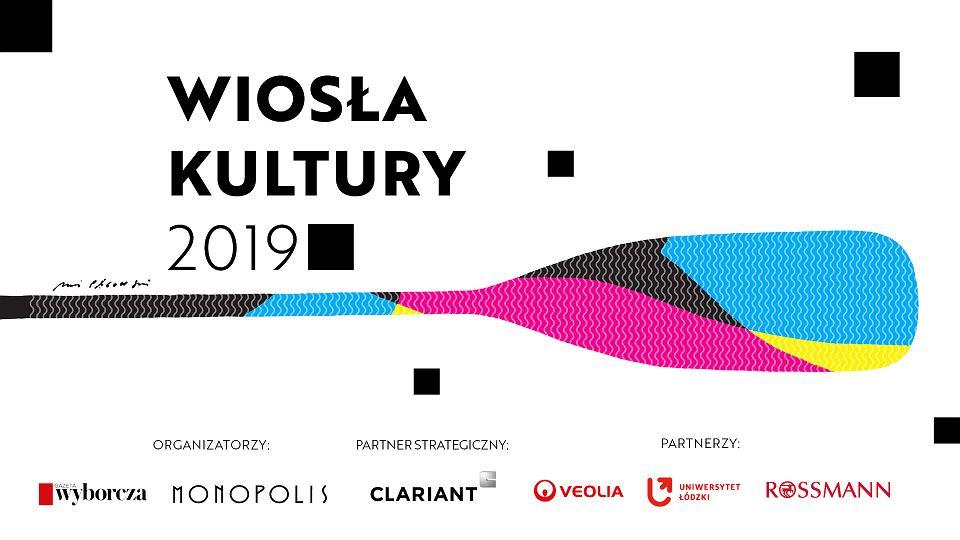 Wiosła Kultury 2019