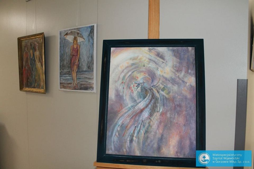 Zdjęcie numer 20 w galerii - W Ośrodku Radioterapii powstała Galeria Sztuki R