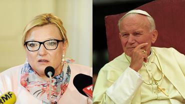 Beata Kempa, Jan Paweł II