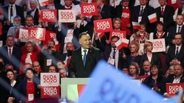 Andrzej Duda inauguruje kampanię wyborcza