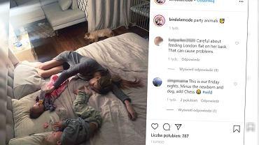 Mama pięciorga dzieci nie mogła nakarmić dziecka, więc zadzwoniła na policję.