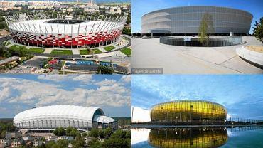 Polskie stadiony Euro 2012