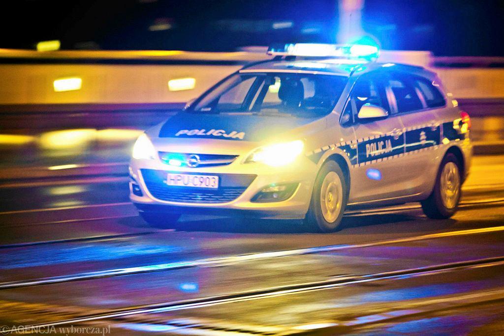 Policyjny pościg za pijanym 53-letnim kierowcą (zdjęcie ilustracyjne)