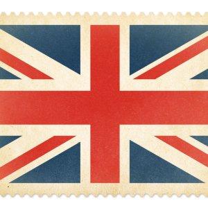 znaczek Wielka Brytania