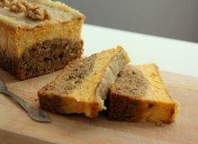 Sernik marchewkowy na cieście marchewkowym - ugotuj