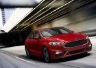 Salon Detroit 2016 | Ford Fusion Sport | Kosmetyka i mocne V6