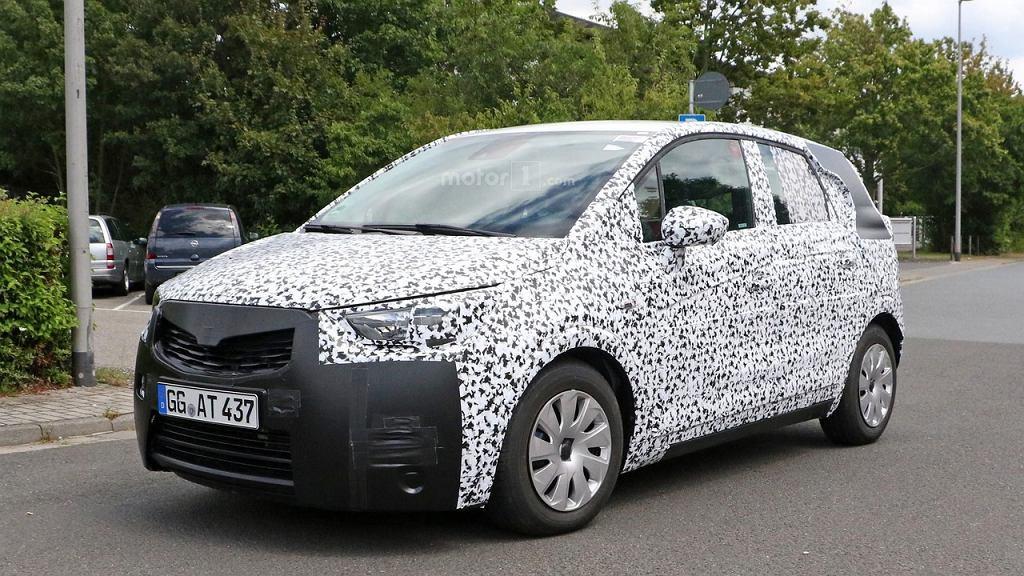 Prototypy | Opel Meriva