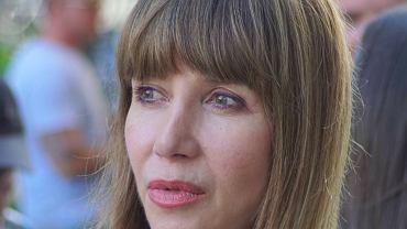 Grażyna Wolszczak o sytuacji artystów: Tylko im sie? w du...ach przewraca, wie?c je?cza?, z?e im z?le w pandemii
