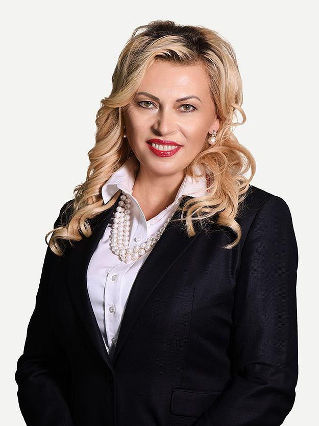 Marzena Szczotkowska-Topić, współwłaścicielka RENEX GROUP