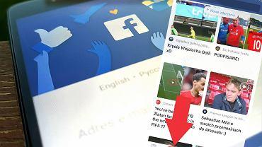 Nowa funkcja na Facebooku
