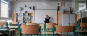 Szkoły zamknięte do końca roku szkolnego? Adam Niedzielski: To są decyzje, które będziemy podejmowali