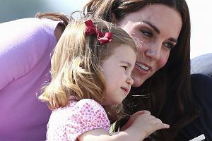 Księżna Kate, księżniczka Charlotte
