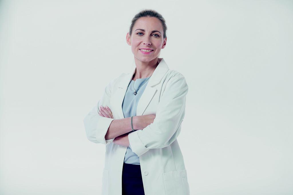 Dr Marion Nielsen, Doktor farmacji,