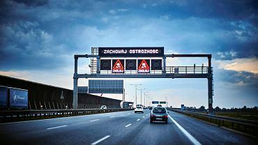 Strona e-TOLL już działa. Za chwilę rusza rejestracja dla kierowców. Chodzi o zmiany, które wejdą w życie w czerwcu