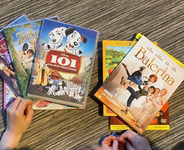 Fajne filmy dla dzieci - co warto wspólnie obejrzeć?