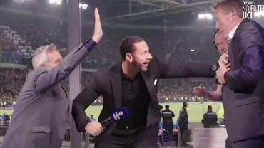 Lineker, Ferdinand i Hoddle oszaleli po golu Tottenhamu