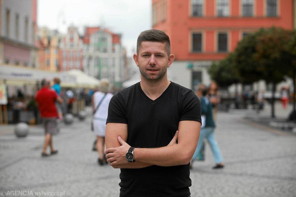 Michał Sadowski, prezes zarządu Brand24