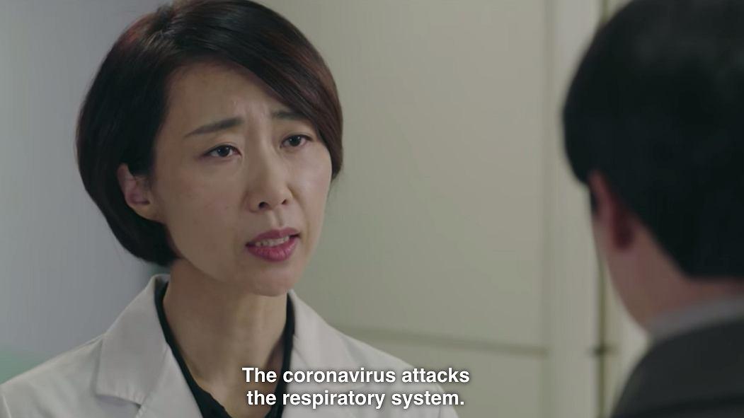 Koreański serial z Mirosławem Zbrojewiczem przewidział pandemię koronawirusa dwa lata temu?