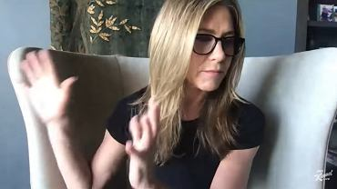 Jennifer Aniston w osobistym wyznaniu. Od lat zmaga się agorafobią