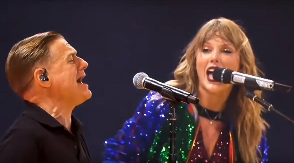 Bryan Adams w duecie z Taylor Swift!