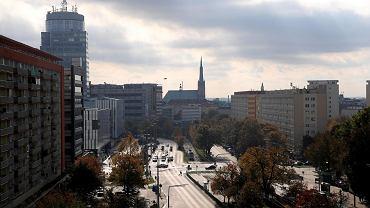 Centrum Szczecina, al. Wyzwolenia