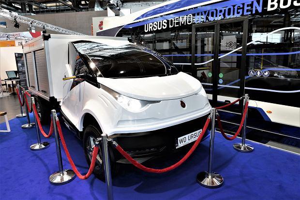 Ursus Elvi - polski samochód elektryczny, który został wydrukowany w technologii 3D w radomskiej firmie Infinitech 3D