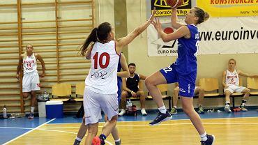 Gorzowskie koszykarki mają za sobą dwie towarzyskie gry z Widzewem Łódź