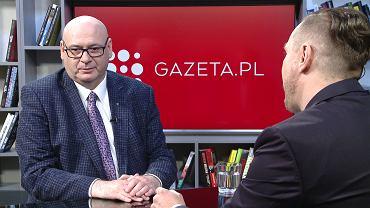 Poseł PSL Piotr Zgorzelski