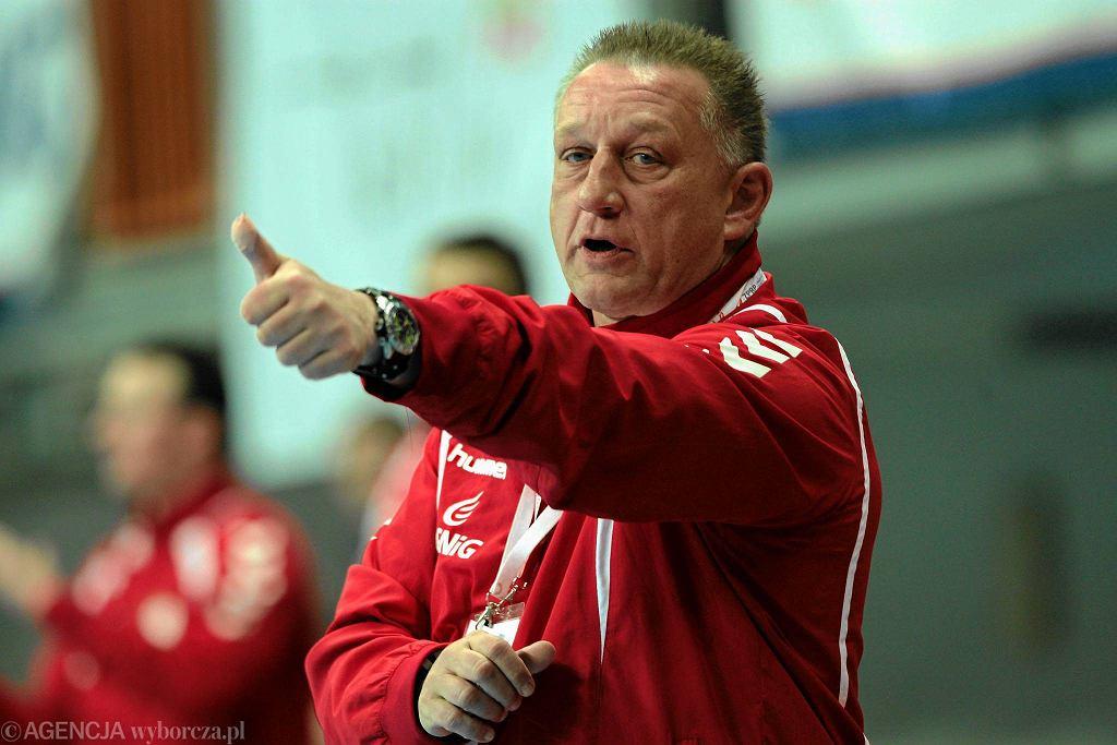 Mistrzostwa Europy w piłce ręcznej 2016 - Michael Biegler