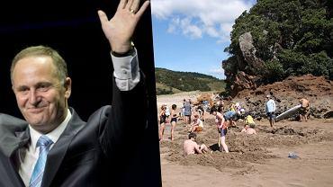 Premier Nowej Zelandii John Key