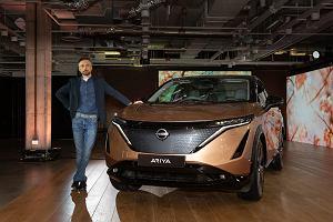Nissan Ariya w Polsce. Elektryczny crossover ze sportową duszą