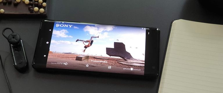 Ekran 4K to już za mało? Kolejny smartfon Sony dostanie 5K