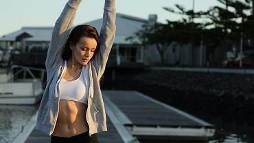 trening na smukłe ciało