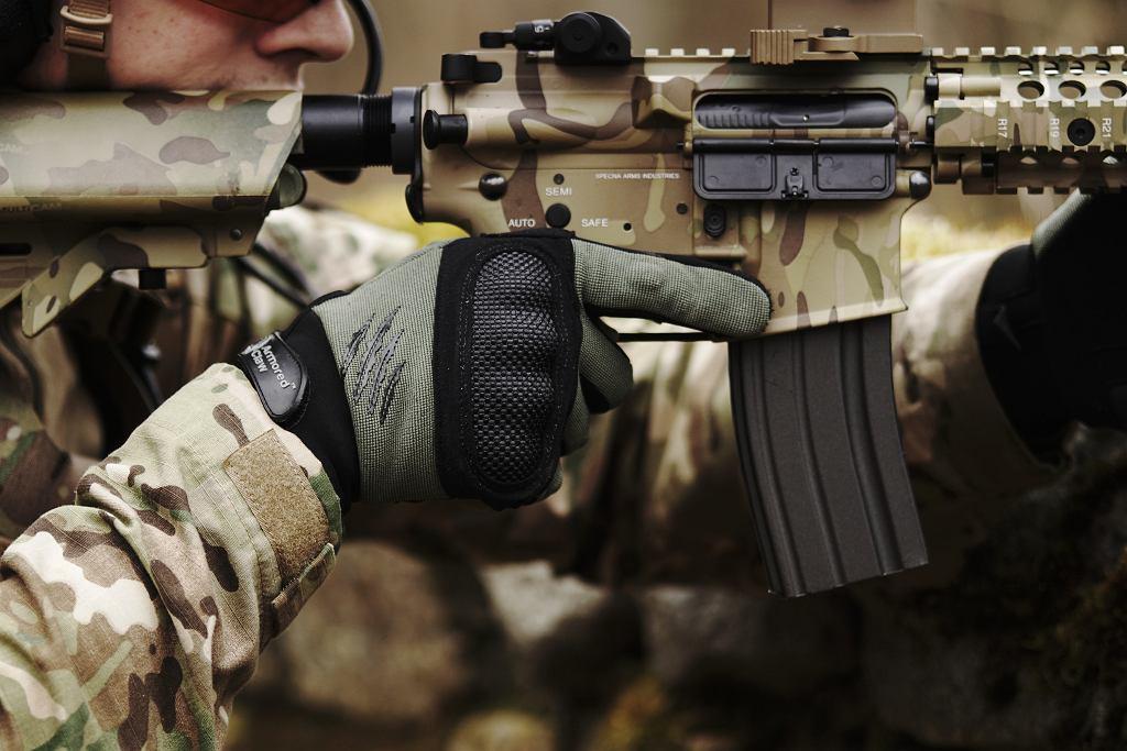 żołnierz/ zdjęcie ilustracyjne