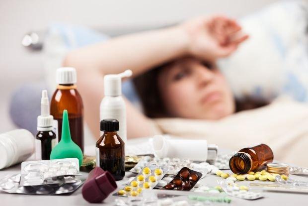 Grypa miewa najczęściej ciężki przebieg i nie należy jej mylić ze zwykłym przeziębieniem