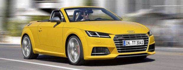 Audi TT Roadster | Ceny w Polsce | Ekskluzywna nisza