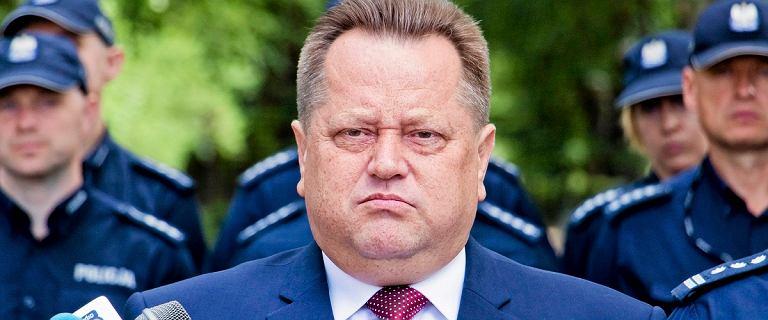 Głowa przy domu Zielińskiego? Policja od tygodnia nie udziela informacji