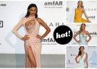 Supermodelki na dorocznej gali amfAR - seksowna Irina Shayk, odważna Lara Stone, elegancka Natasha Poly i tandetna Heidi Klum