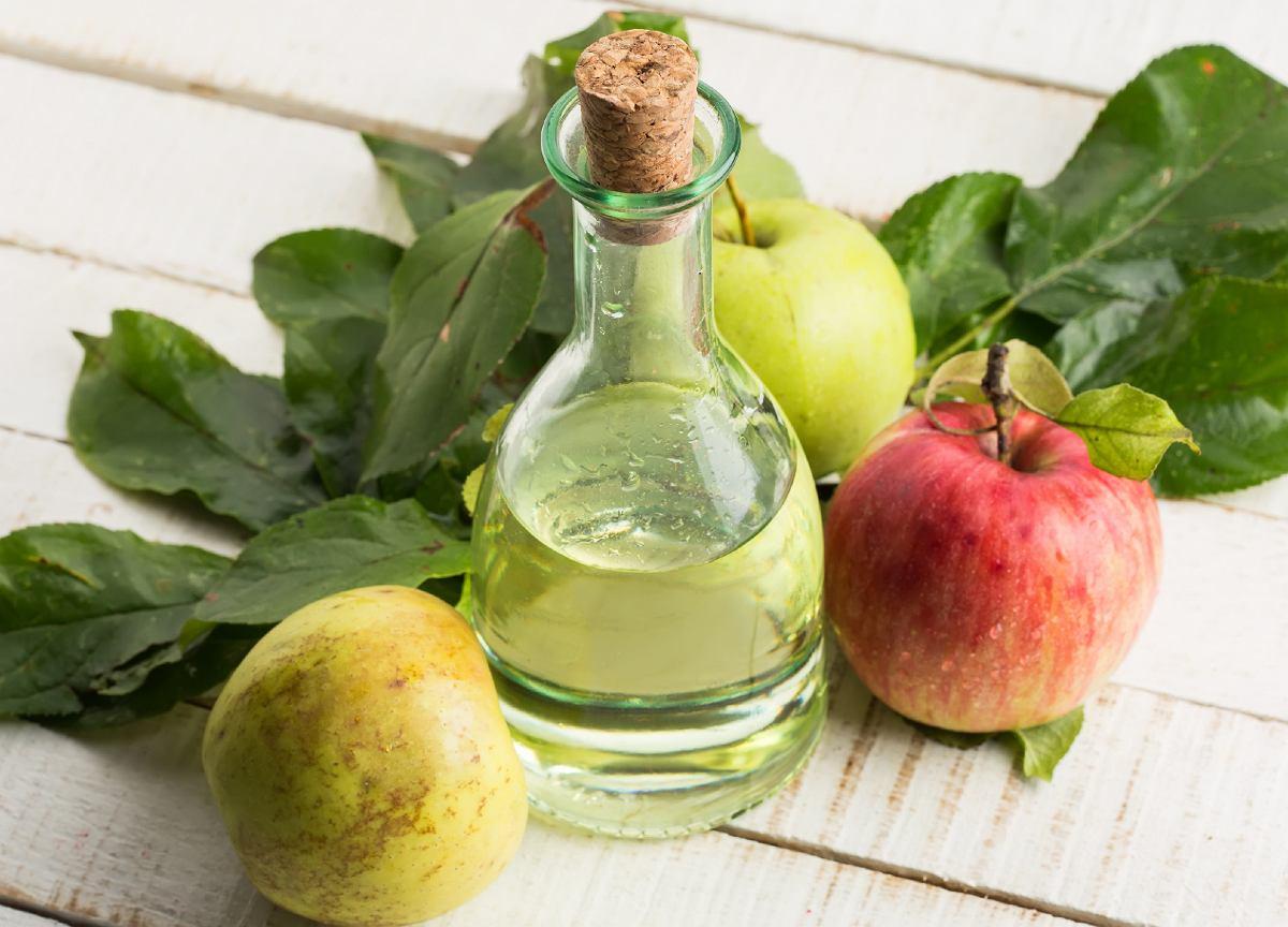 Диеты на яблочном уксусе