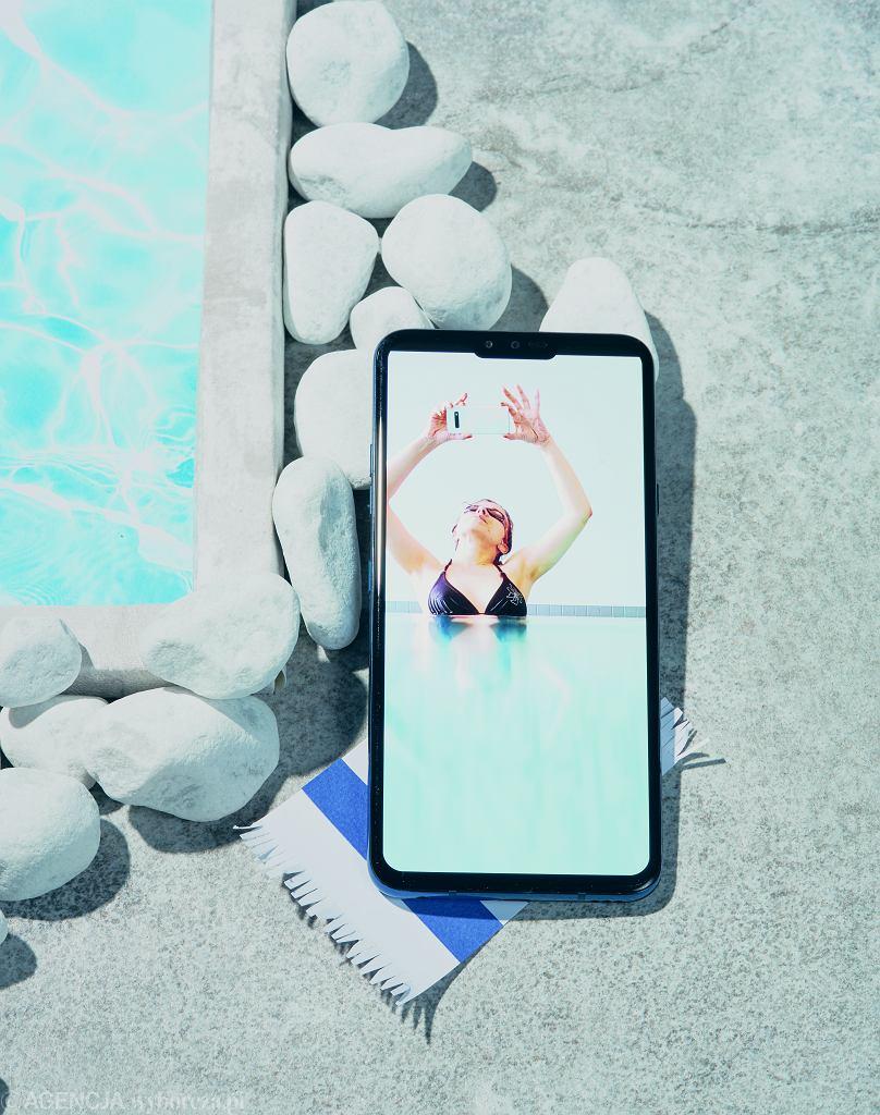 Test smartfonów podwodnych
