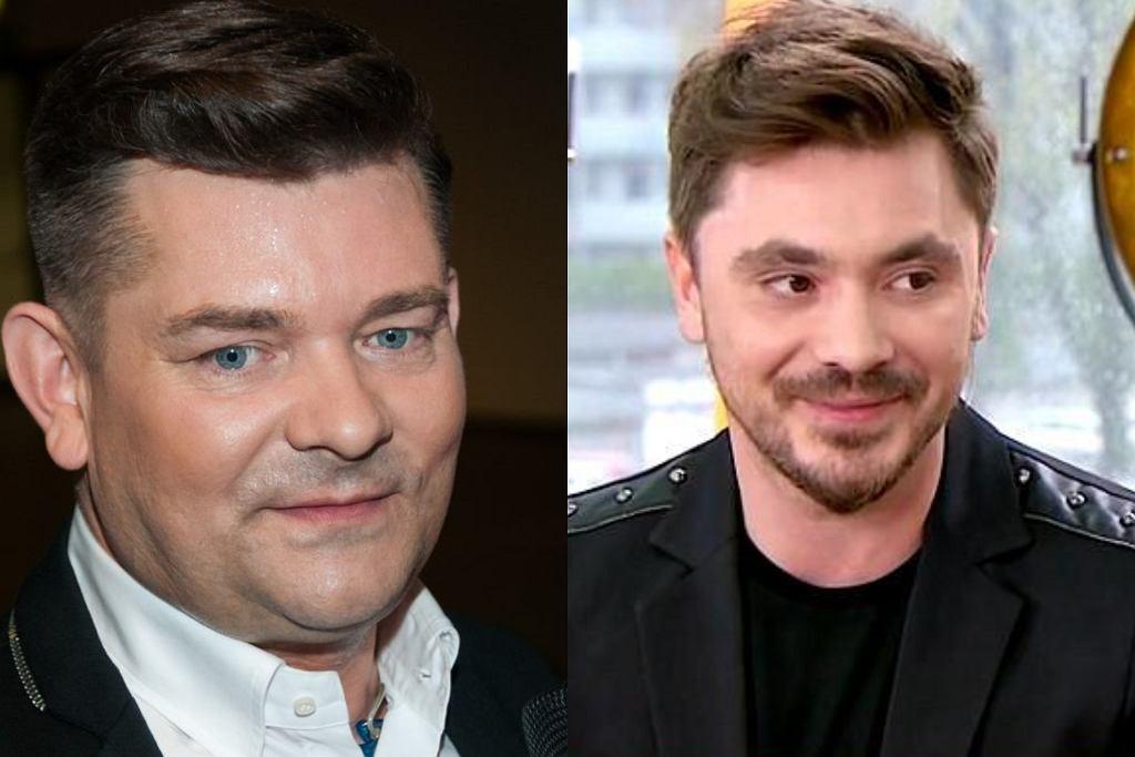 Daniel Martyniuk i Zenon Martyniuk