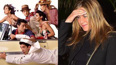 Jennifer Aniston i 'Przyjaciele'