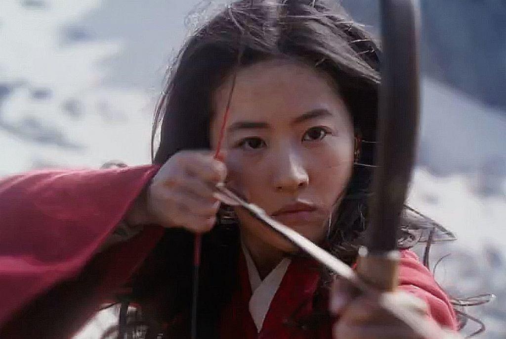 Disney's Mulan - Official Teaser