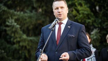 Poseł Przemysław Czarnek