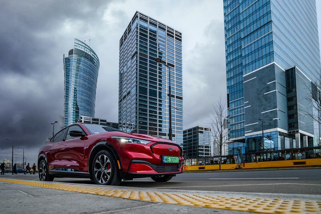 Ford Mustang Mach-E w Polsce