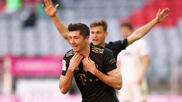 Robert Lewandowski pobił też inny rekord Bundesligi.