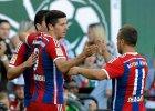 Bundesliga. Lewandowski strzelił, Bayern przegrał, a Guardiola się zdenerwował [WIDEO]
