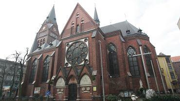 Bazylika św. Jana Chrzciciela w Szczecinie.