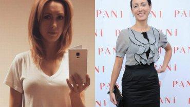 Anna Kalczyńska teraz i w 2009