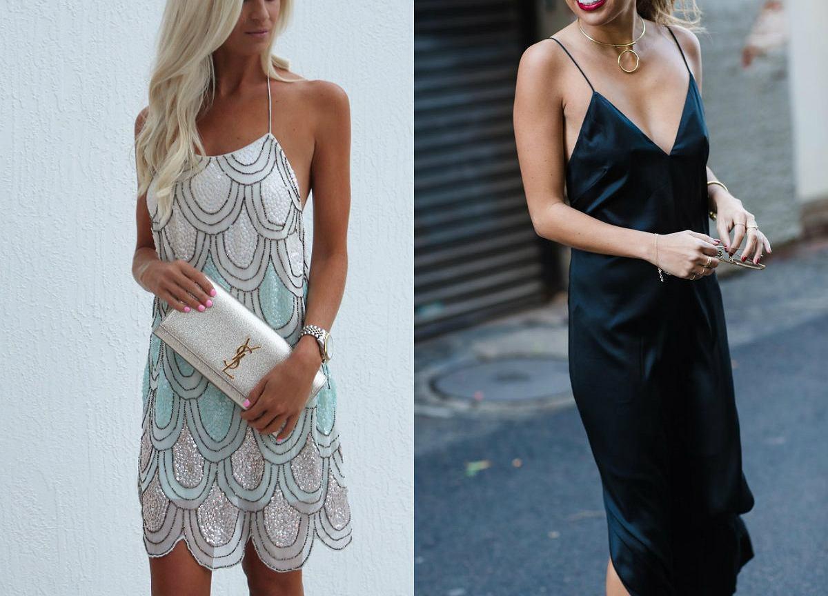 659e427398a6c3 Sukienka na cienkich ramiączkach - podpowiadamy jak ją nosić